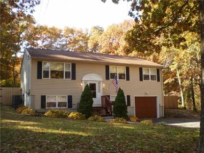 Coventry Single Family Home Act Und Contract: 14 Cote Ct