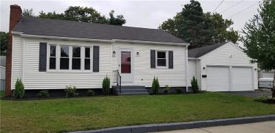 East Providence RI Single Family Home For Sale: $239,000