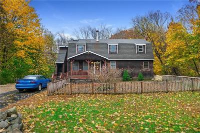 Woonsocket Multi Family Home For Sale: 184 Jillson Av