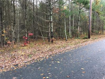 West Greenwich RI Residential Lots & Land For Sale: $59,900