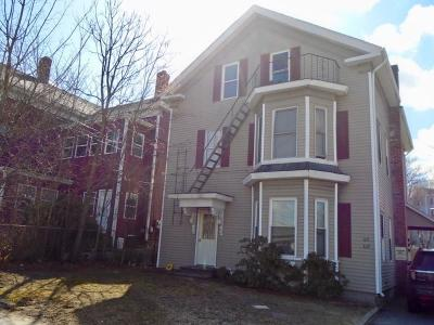Woonsocket Multi Family Home For Sale: 614 Front St