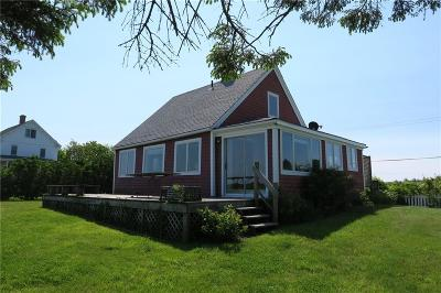 Block Island Single Family Home For Sale: 838 Center Rd