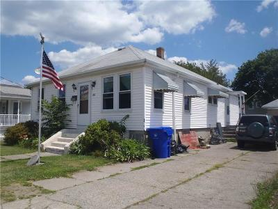 Pawtucket Single Family Home For Sale: 66 Dean St