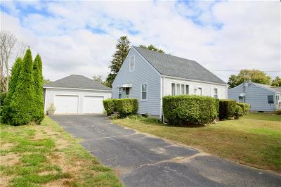 Westerly Single Family Home For Sale: 13 Champlin Dr