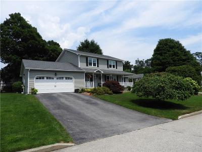Cranston Single Family Home Act Und Contract: 3 Heritage Ct