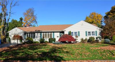 Cranston Single Family Home For Sale: 14 Ralls Dr