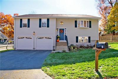 Cumberland Single Family Home For Sale: 31 Waumsett Av
