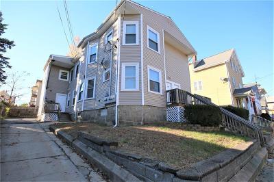 Woonsocket Multi Family Home For Sale: 102 First Av