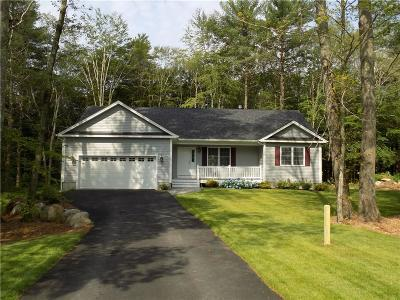 South Kingstown Single Family Home For Sale: 0 - Lot56 Curtis Corner Rd