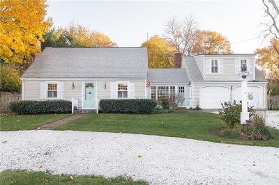 Barrington Single Family Home For Sale: 39 Chapin Rd