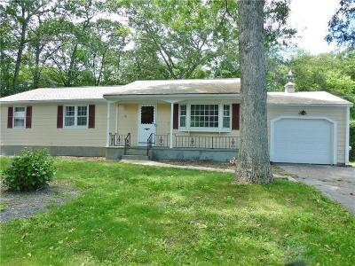 East Providence Single Family Home For Sale: 111 Estrell Dr