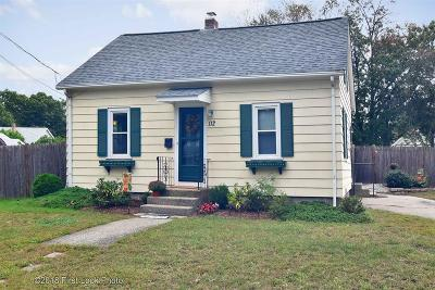 Warwick Single Family Home Act Und Contract: 112 Milton Rd