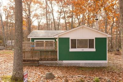 Burrillville Single Family Home For Sale: 65 Maple Hill Rd