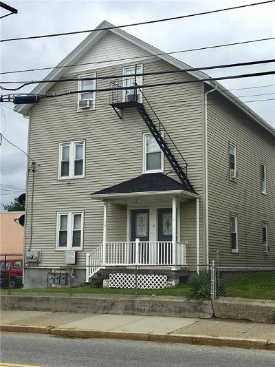 Central Falls Multi Family Home For Sale: 838 Lonsdale Av
