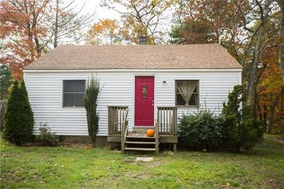 Glocester Single Family Home For Sale: 14 Curry Ter