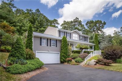 Johnston Single Family Home For Sale: 10 Mathew Dr