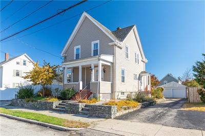 Cranston Multi Family Home Act Und Contract: 90 Potter St