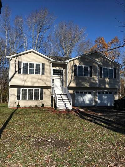 Single Family Home For Sale: 179 Sayles Hill Rd