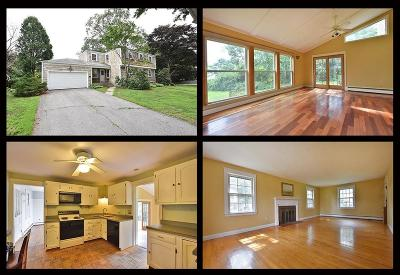 Barrington Single Family Home For Sale: 47 Meadowbrook Dr