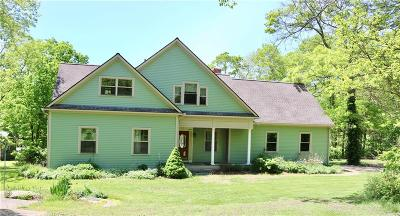 Hopkinton Single Family Home For Sale: 279 North Rd