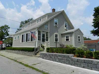 East Providence Single Family Home For Sale: 50 Burnside Av