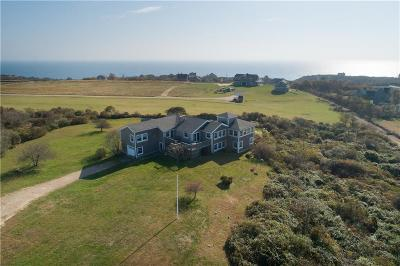 Block Island Single Family Home For Sale: 1085 Lakeside Dr
