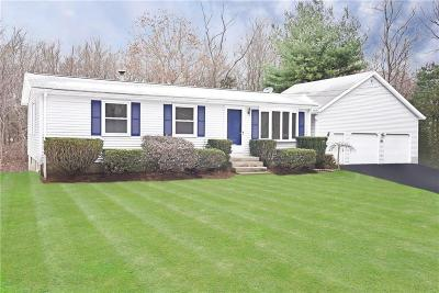 East Greenwich Single Family Home For Sale: 2005 Middle Rd