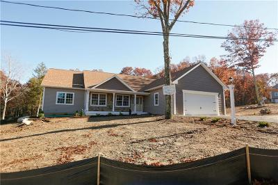 Scituate Single Family Home For Sale: 65 S Crestview Dr