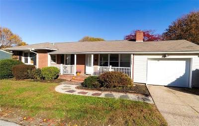 Tiverton Single Family Home For Sale: 78 Haskins Av