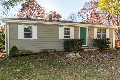 Coventry Single Family Home For Sale: 6 Linda Ct