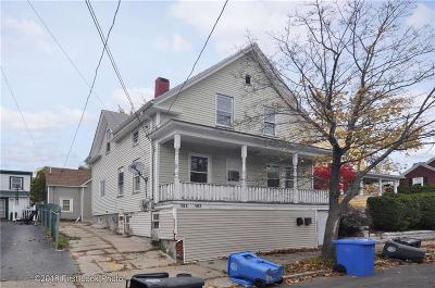 Cranston Multi Family Home For Sale: 151 Narragansett St
