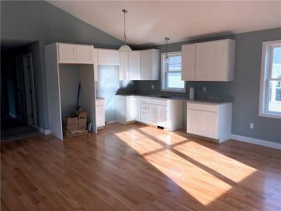 Woonsocket Single Family Home For Sale: 253 Cottage St
