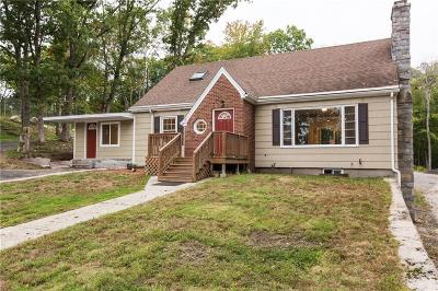 North Smithfield Single Family Home For Sale: 835 - #1 Great Rd