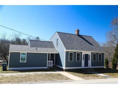 South Kingstown RI Single Family Home Sold: $290,000