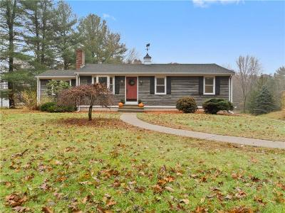 Single Family Home For Sale: 290 Rocky Hill Rd