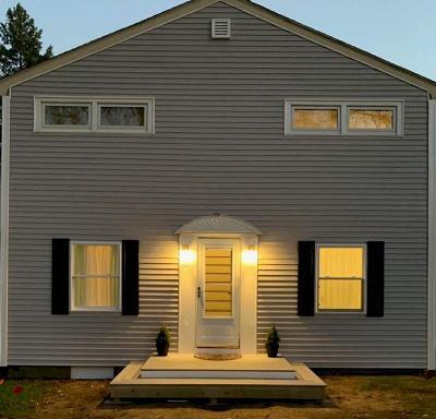 Coventry Single Family Home For Sale: 58 Twin Lakes Av