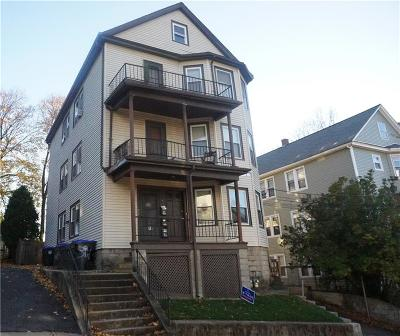 Providence Multi Family Home For Sale: 17 Evergreen St