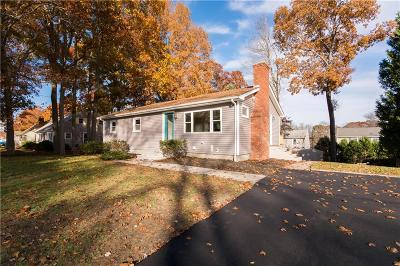 Bristol County Single Family Home Act Und Contract: 6 Monterey Dr