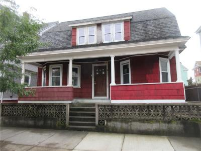 Providence RI Single Family Home For Sale: $79,900