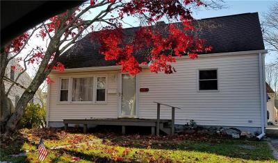 Westerly Single Family Home For Sale: 123 East Av