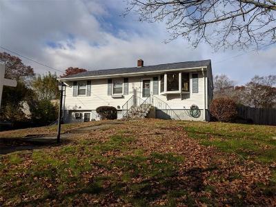 Coventry Single Family Home For Sale: 130 Princeton Av