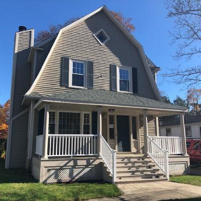Edgewood Single Family Home Act Und Contract: 15 Bowen St