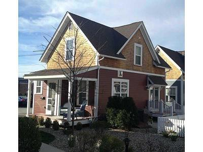 East Greenwich Condo/Townhouse For Sale: 38 Greene St, Unit#8 #8