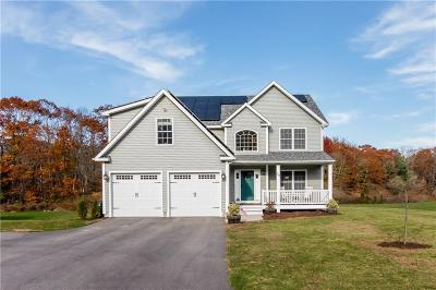 Westerly Single Family Home For Sale: 24 Berry Dr