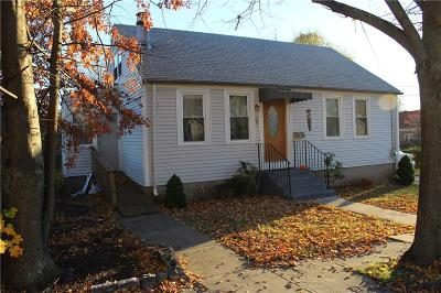 Providence RI Single Family Home For Sale: $188,000
