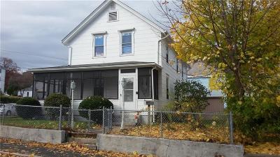 Single Family Home For Sale: 581 Fairmount St
