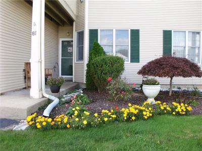 West Warwick Condo/Townhouse For Sale: 81 Scenic Dr, Unit#81 #81