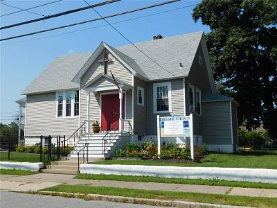 East Providence Single Family Home Act Und Contract: 50 Ferris Av