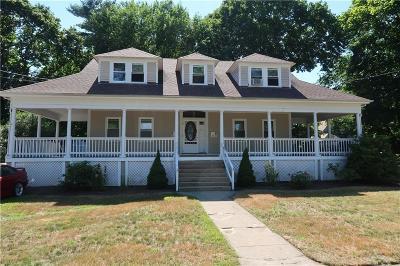 Warwick Multi Family Home For Sale: 117 Wentworth Av