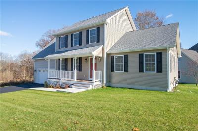 Woonsocket Single Family Home Act Und Contract: 398 Gauthier Dr